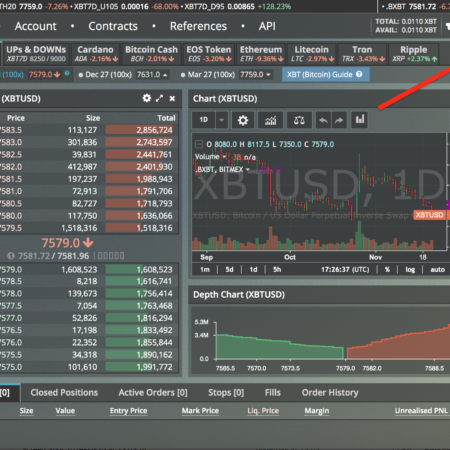 How to Activate the BitMEX Dark Theme (Revealed)